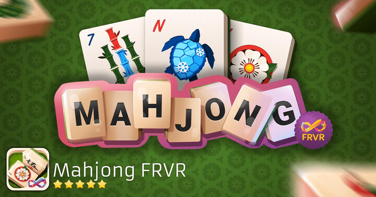Play Mahjong FRVR - Free Mahjong Solitaire